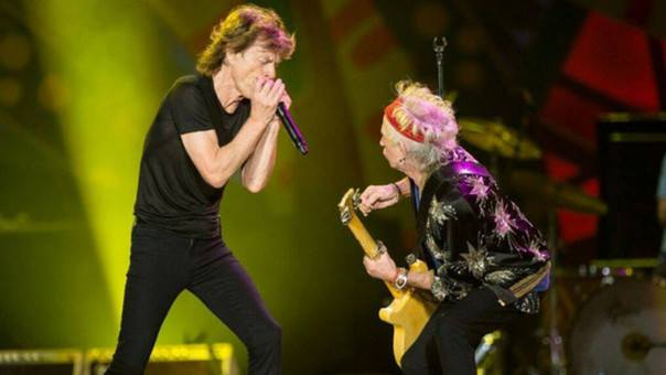 ROLLING STONES LIMA