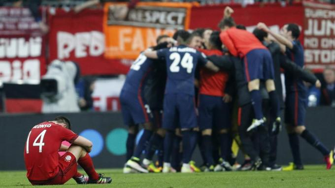 ATLETICO DE MADRID A LA FINAL 2016