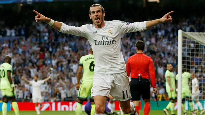 REAL MADRID 1 MANCHESTER CITY 0 2016
