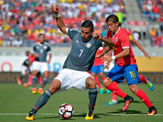 costa rica 0 paraguay 0 2016 copa america