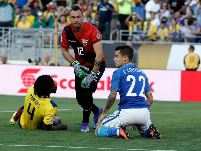 ecuador 0 brasil 0 copa america 2016