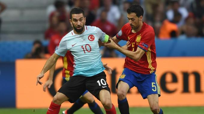 españa turquia 2016 eurocopa
