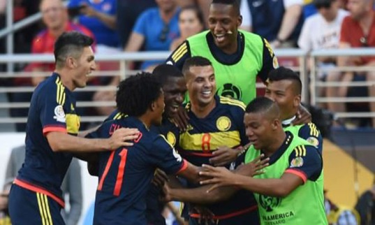 estados unidos 0 colombia 2 copa america 2016