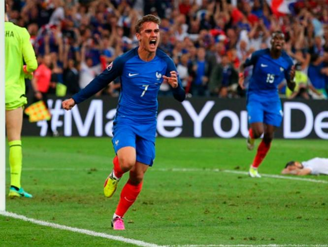 francia 2 albania 0 2016