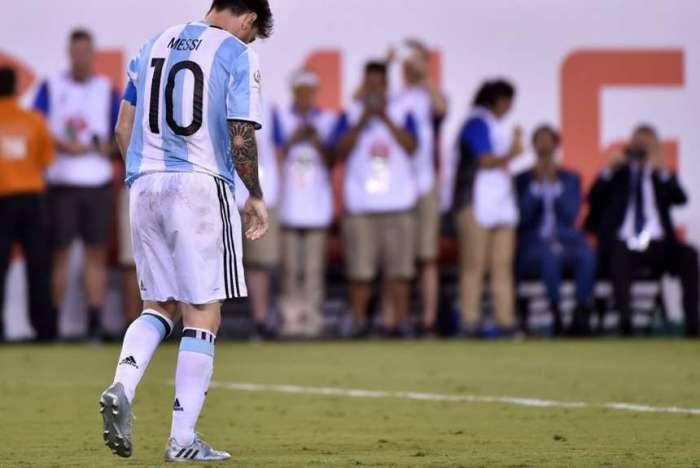 messi argentina final copa america 2016