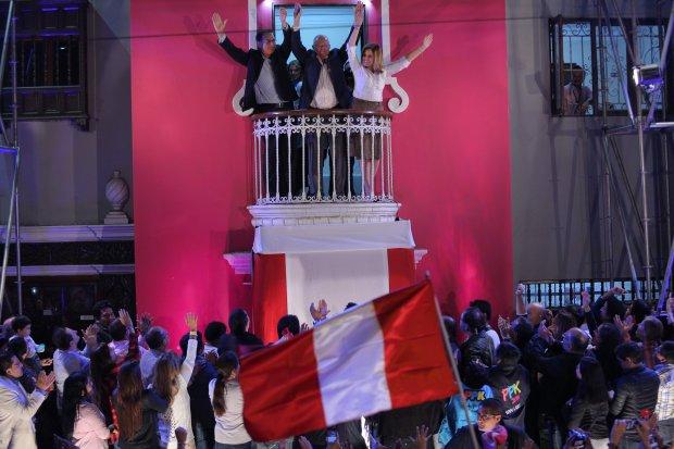 PPK PRESIDENTE PERU