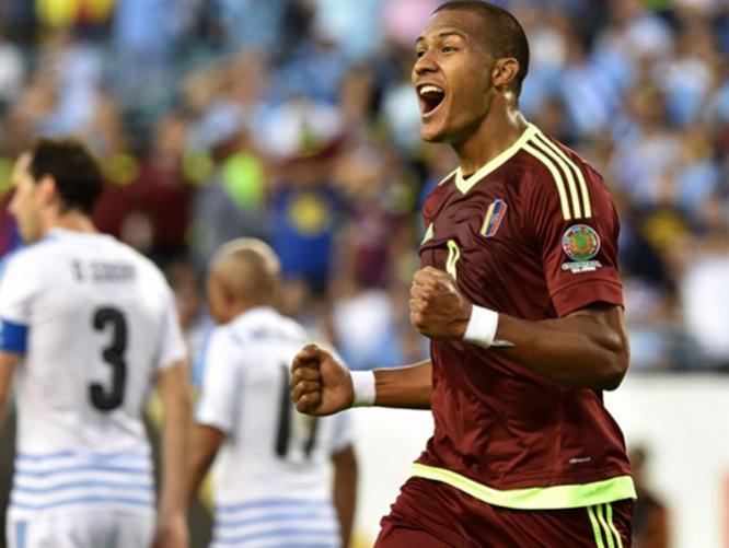uruguay 0 venezuela 1 2016 copa america