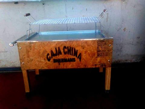 CAJA CHINA SHERMANS