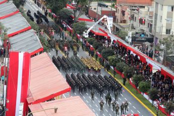 DESFILE Y GRAN PARADA MILITAR PERU 2016 (11)