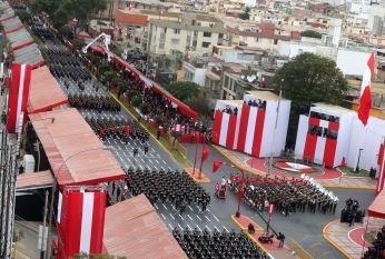 DESFILE Y GRAN PARADA MILITAR PERU 2016 (15)