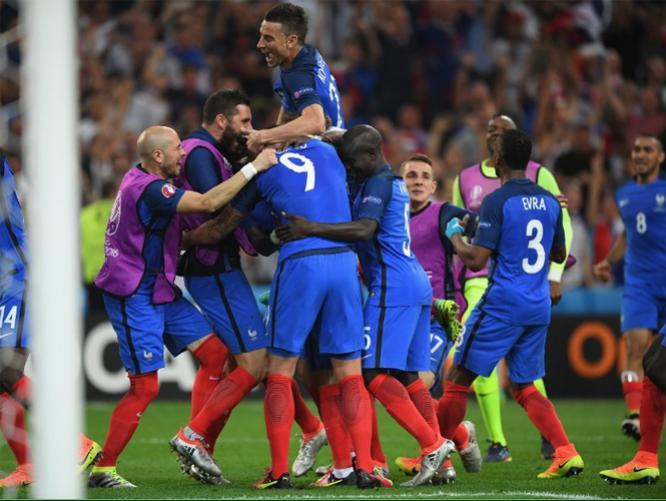 francia 2 alemania 0 2016