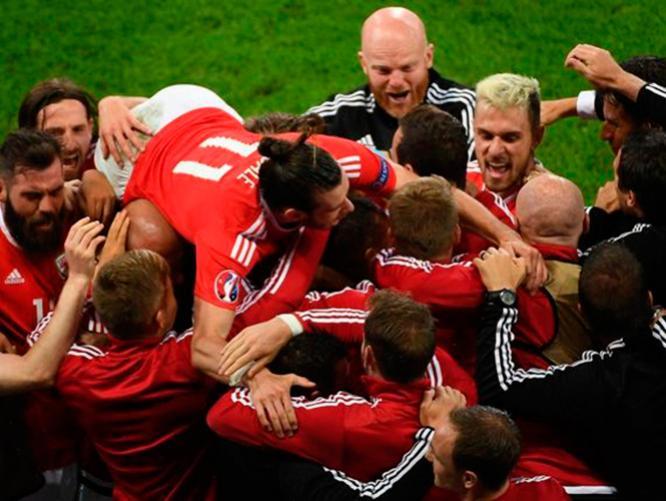 gales a semifinales 2016