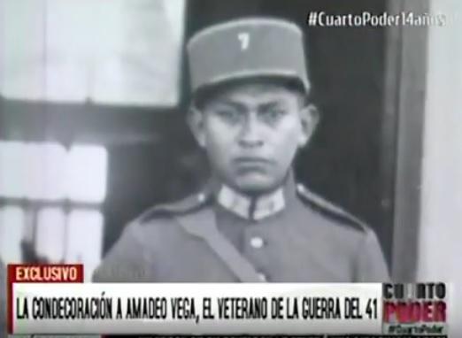 AMADEO VEGA HEROE DE 1941