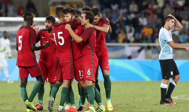 portugal 2 argentina 0 rio 2016