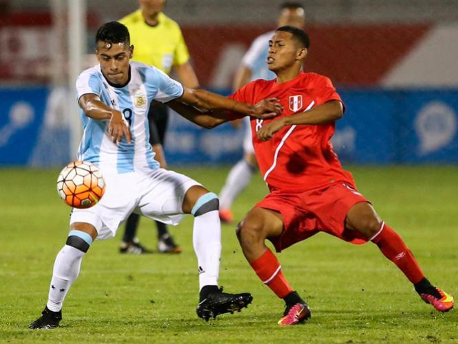 Sudamericano Sub 20: Sudamericano Sub 20 2017: Perú Vs Argentina [FIN DEL