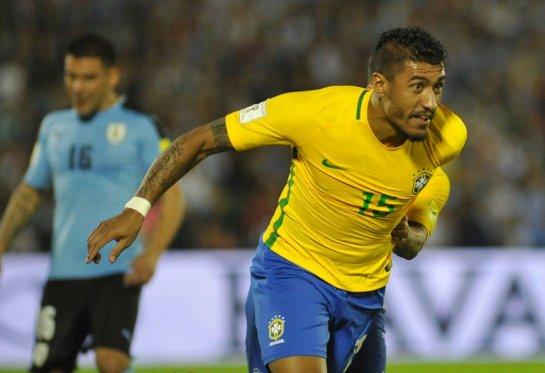 uruguay brasil 2017