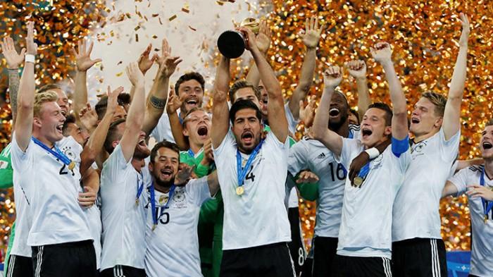 alemania campeon confederaciones 2017