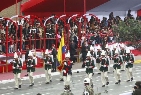DESFILE MILITAR PERU 2017 (11)