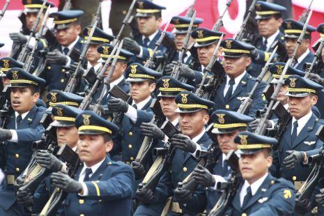 DESFILE MILITAR PERU 2017 (22)
