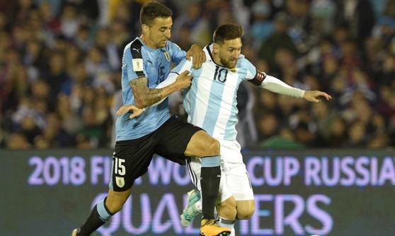 URUGUAY ARGENTINA 2017