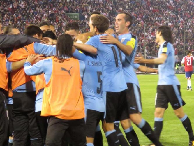 paraguay uruguay 2017