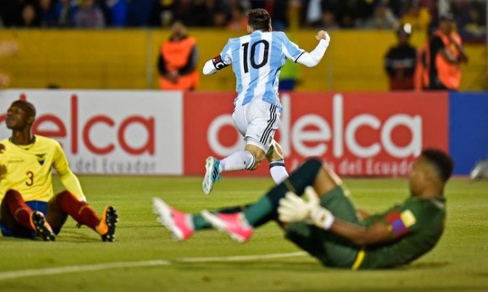 argentina al mundial 2018