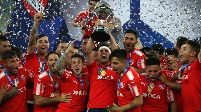 INDEPENDIENTE CAMPEON SUDAMERICANA 2017