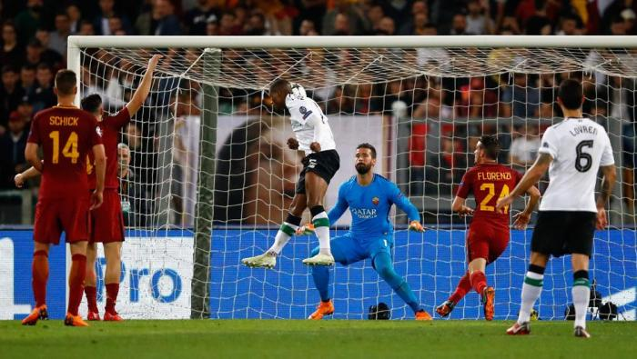 roma liverpool semifinal