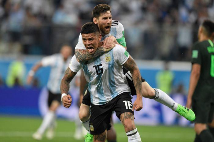argentina nigeria 2018