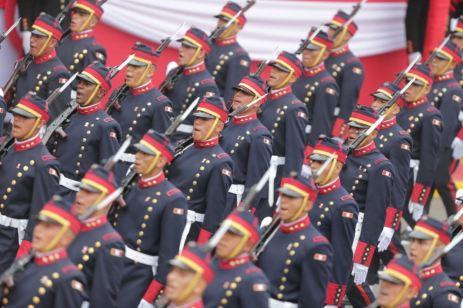 DESFILE MILITAR DEL PERU 2018 (8)