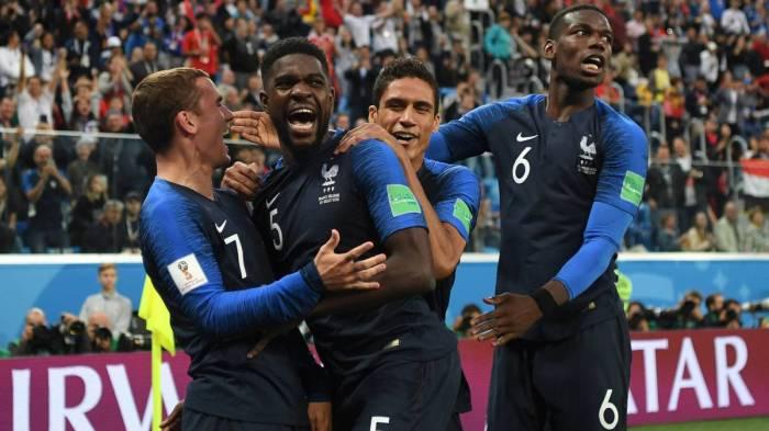 FRANCIA A LA FINAL 2018