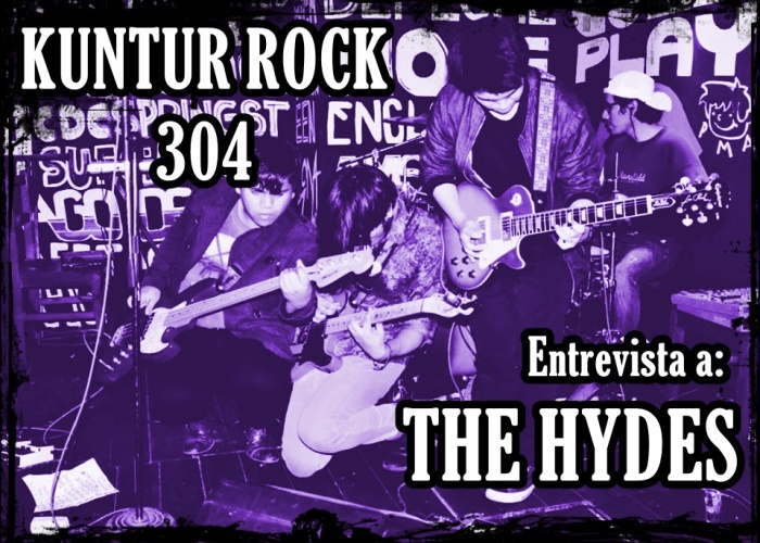 KUNTUR ROCK 304 THE HYDES ROCK PERUANO