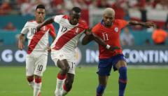 PERU 3 CHILE 0 (3)