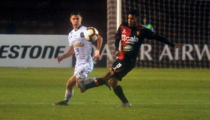 FBC MELGAR 2 - CARACAS FC 0 (1)