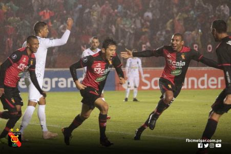 FBC MELGAR 2 - CARACAS FC 0 (10)
