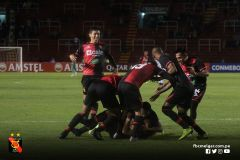 FBC MELGAR 2 - CARACAS FC 0 (12)