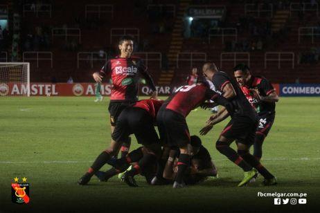 FBC MELGAR 2 - CARACAS FC 0 (12)