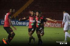 FBC MELGAR 2 - CARACAS FC 0 (13)