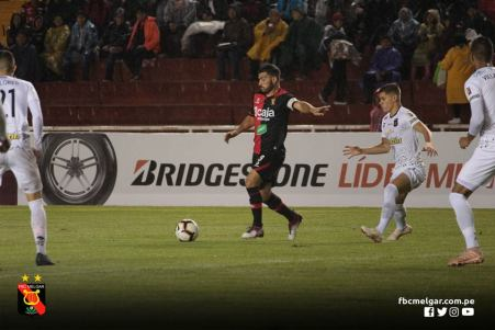 FBC MELGAR 2 - CARACAS FC 0 (14)