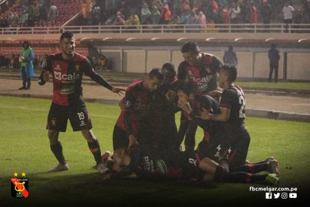 FBC MELGAR 2 - CARACAS FC 0 (15)