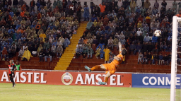 FBC MELGAR 2 - CARACAS FC 0 (20)