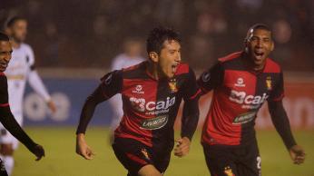 FBC MELGAR 2 - CARACAS FC 0 (22)