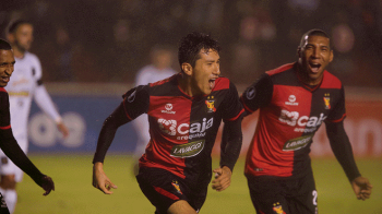 FBC MELGAR 2 - CARACAS FC 0 (22)
