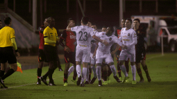 FBC MELGAR 2 - CARACAS FC 0 (25)