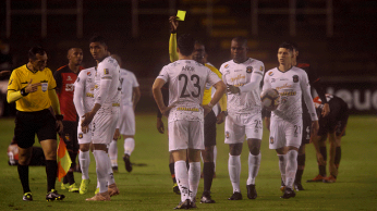 FBC MELGAR 2 - CARACAS FC 0 (26)