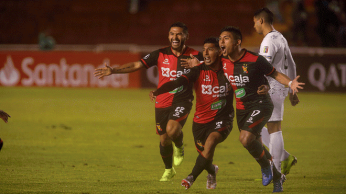 FBC MELGAR 2 - CARACAS FC 0 (27)