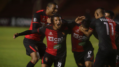 FBC MELGAR 2 - CARACAS FC 0 (28)