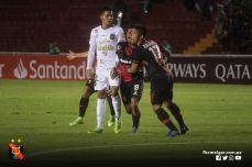 FBC MELGAR 2 - CARACAS FC 0 (3)