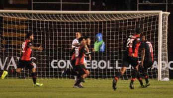 FBC MELGAR 2 - CARACAS FC 0 (5)