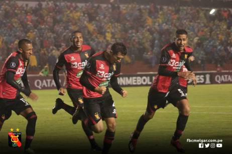 FBC MELGAR 2 - CARACAS FC 0 (5)
